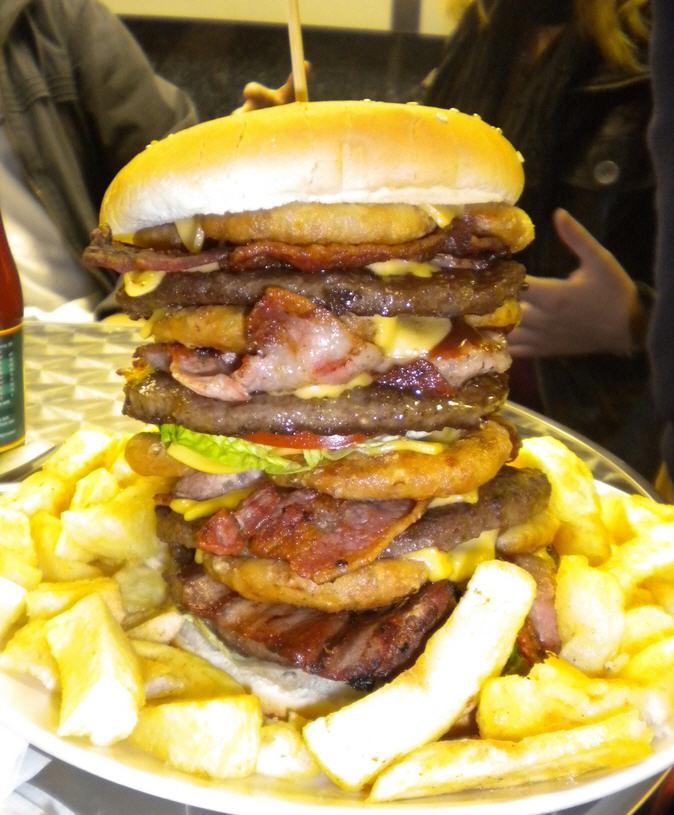 hamburgergéant