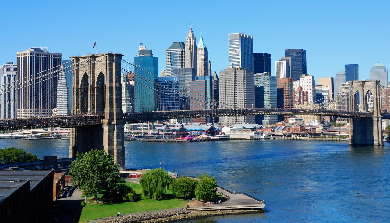 Première visite New York
