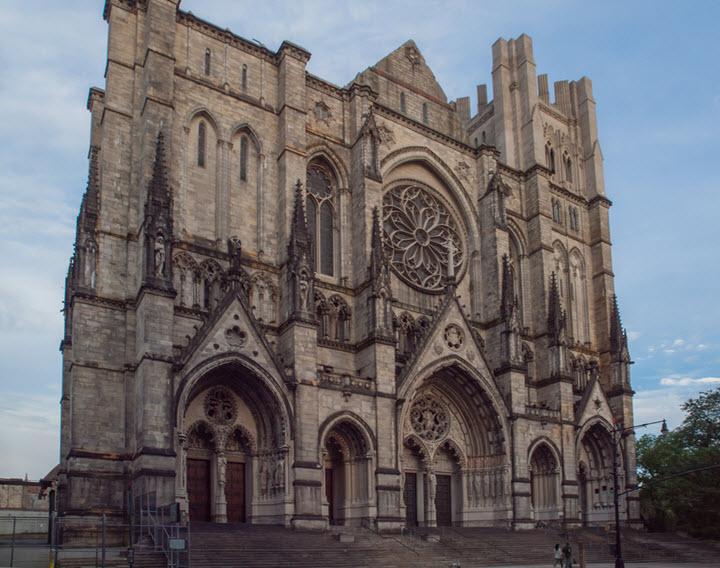 cathédrale St. John the Divine