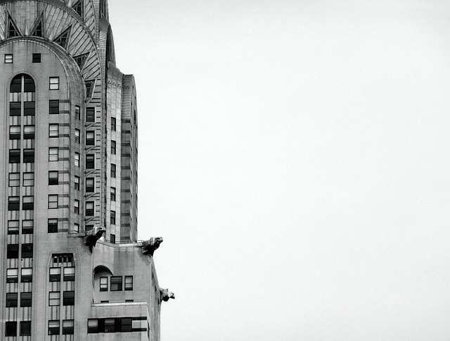 empire state building art deco