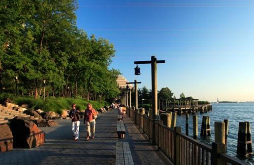 Le Battery Park